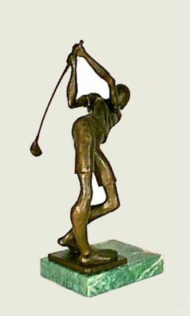 Monos, Sándor: Golfer