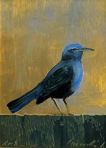 Vinczellér Imre: A kékmadár