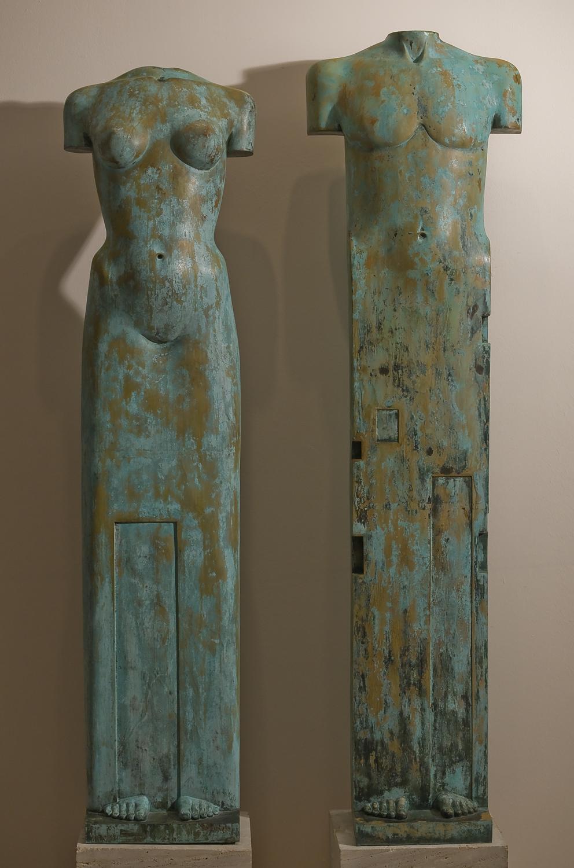 László Taubert: Odysseus and Penelope