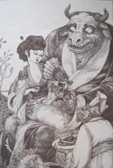 Kovács Tamás: Szerelmes démon