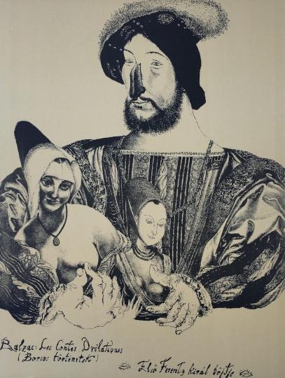 Gyulai Líviusz: Balzac: Borsos történetek II.