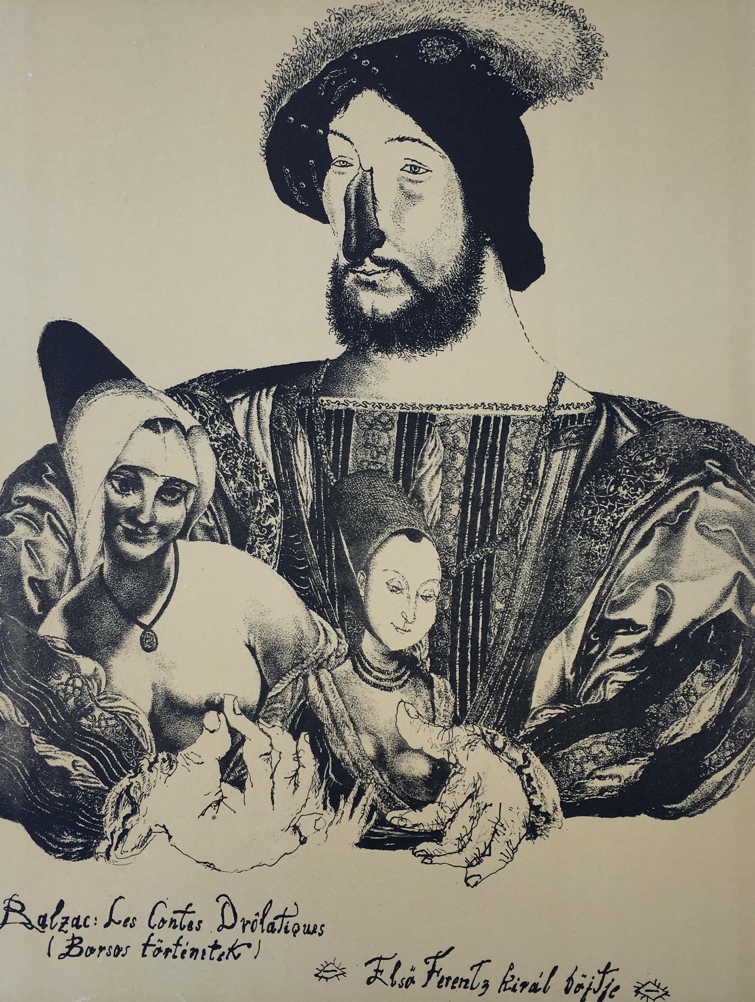 Gyulai, Líviusz: Balzac: Impish stories II.