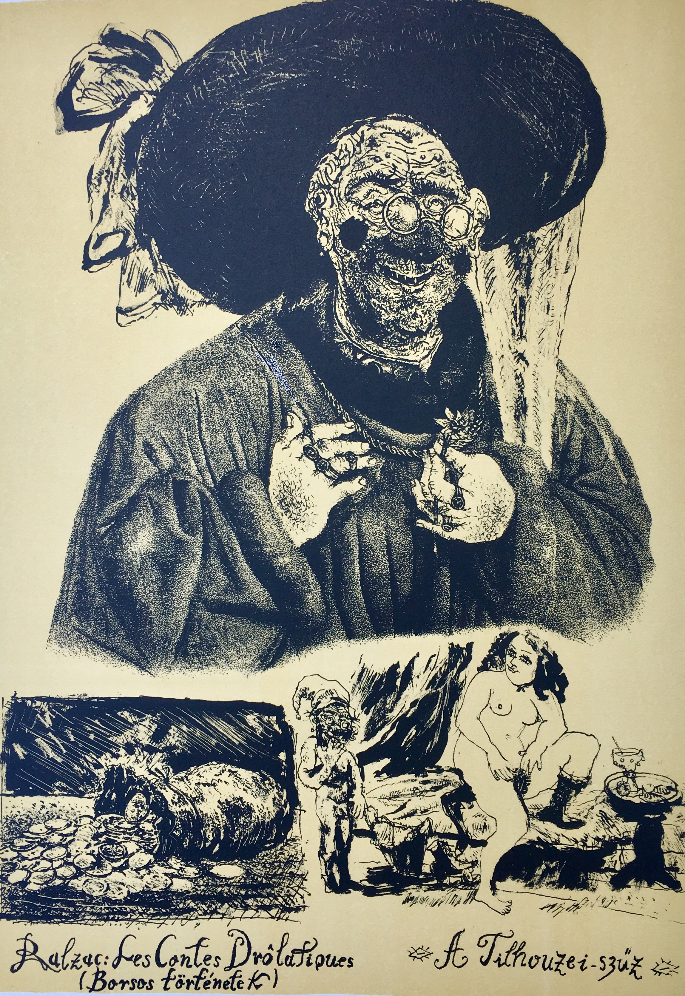 Gyulai Líviusz: Balzac illustráció III.