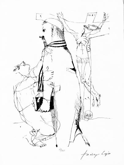 Szalay Lajos: Kajafás