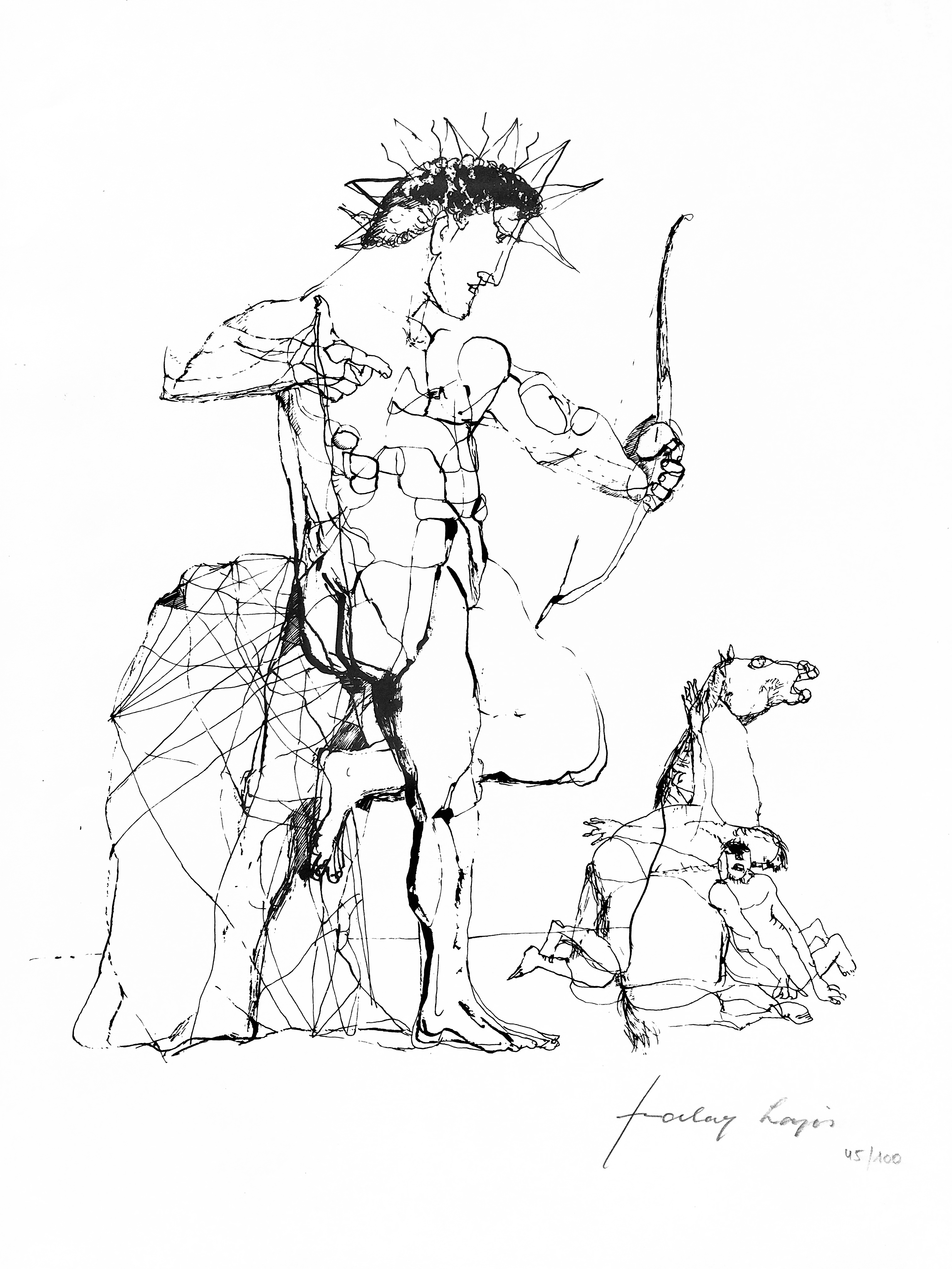 Szalay, Lajos: Apollo