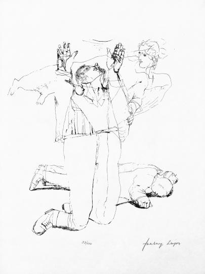 Szalay, Lajos: Kain und Abel