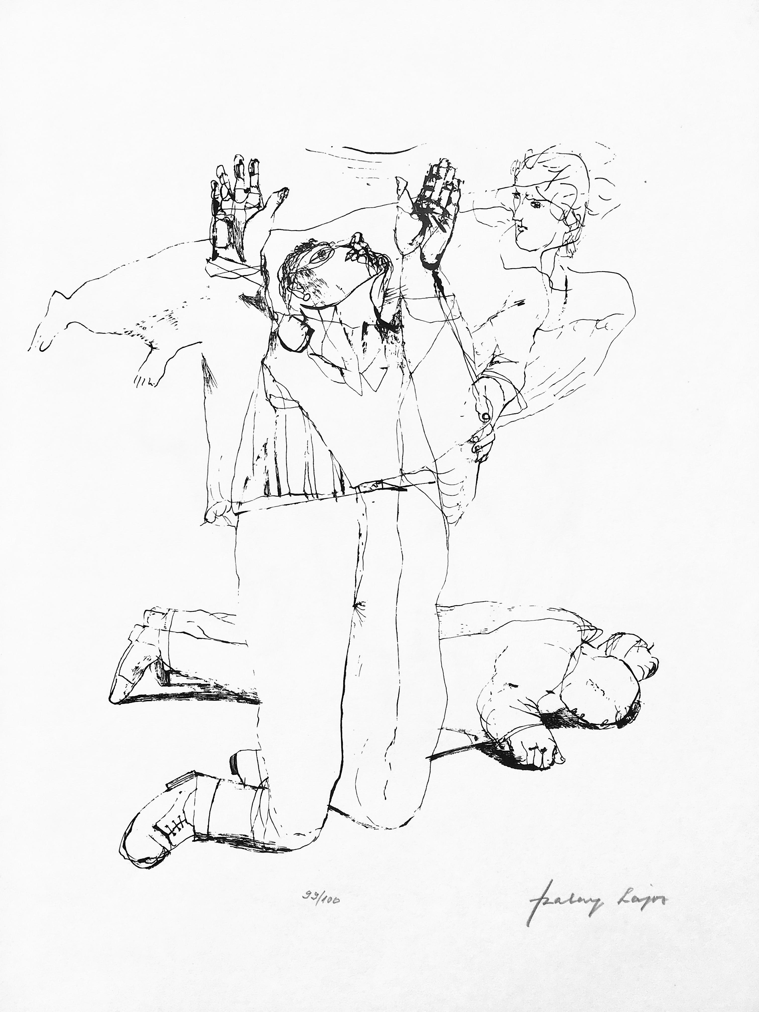 Szalay Lajos: Káin és Ábel