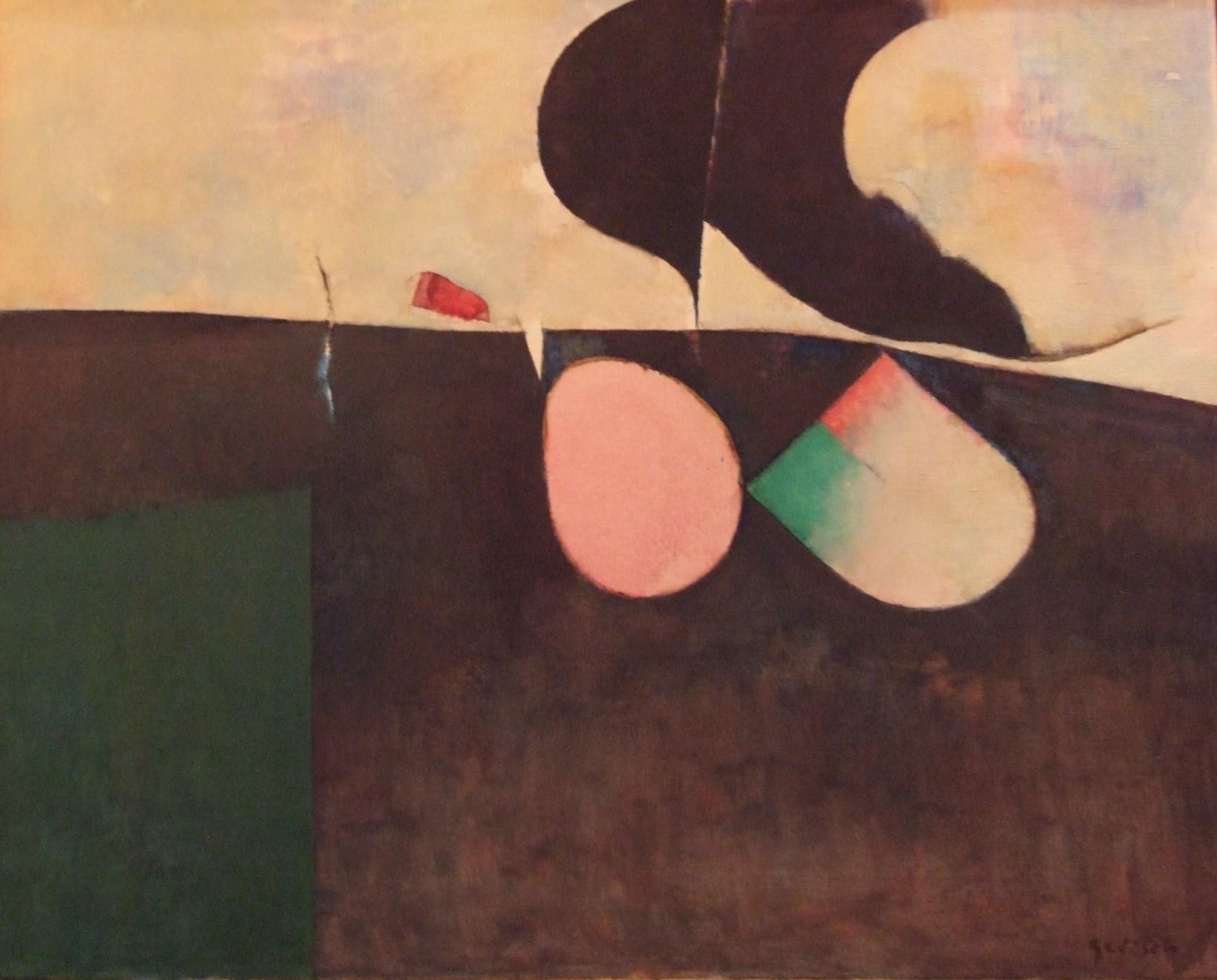 Gerzson, Pál: The horizon
