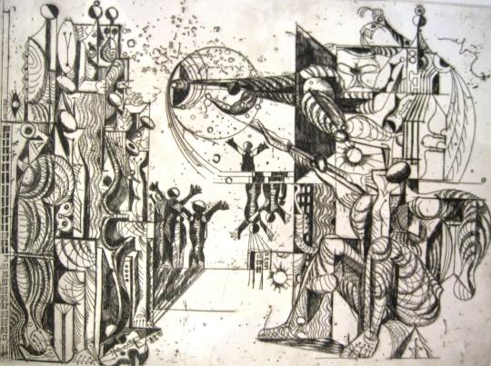 Hincz Gyula: Kompozíció