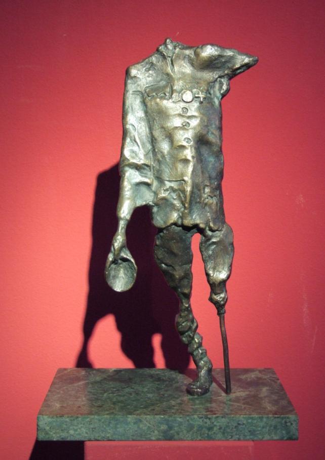 Varga, Imre: Heldendenkmal 1944