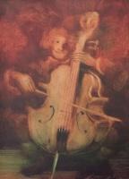 Vinczellér, Imre: The cellist