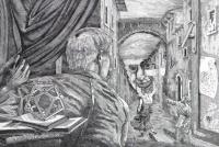 Orosz István: Escher Itáliában