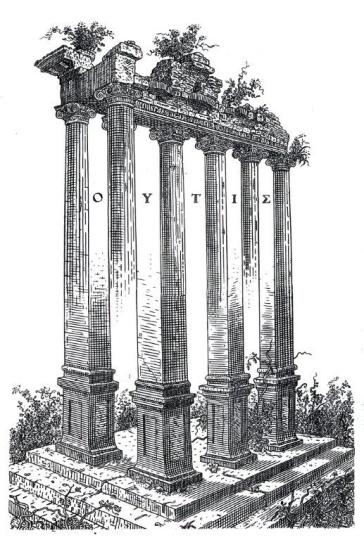 Orosz, István: Columns