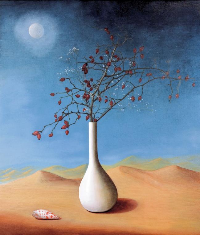 Luciano Longo: Homely Sahara