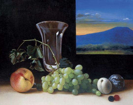 Luciano Longo: September still life