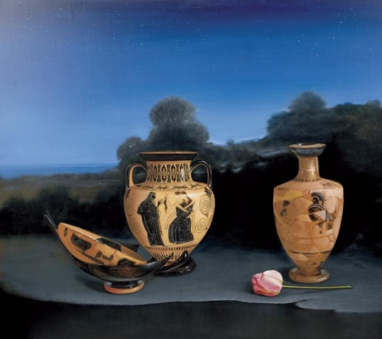 Luciano Longo: Greek vases