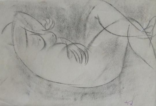 Amerigo Tot: Nude II.