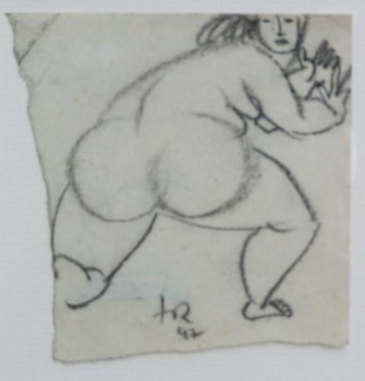 Amerigo Tot: Nude I.