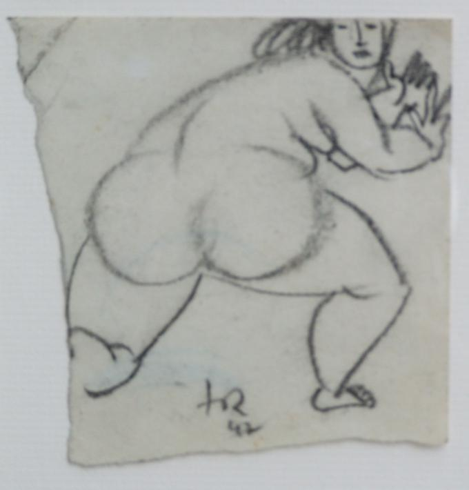 Amerigo Tot: Női akt I.
