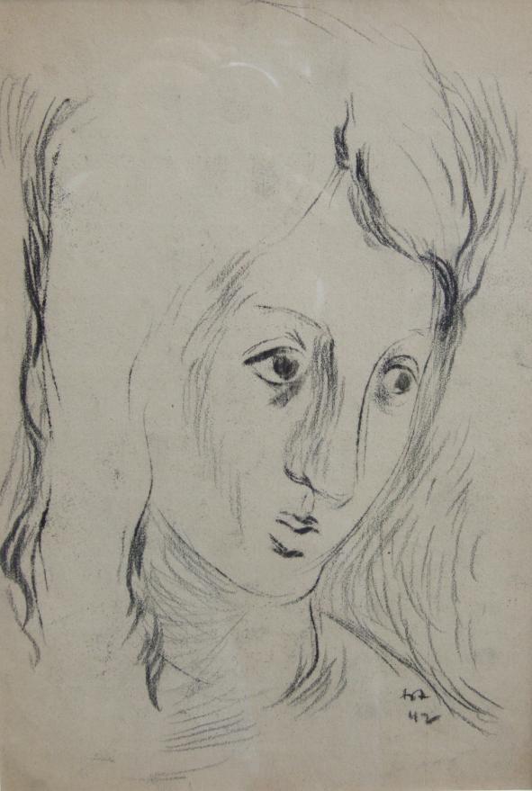 Amerigo Tot: Női portré