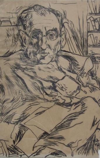 Amerigo Tot: Idős férfi