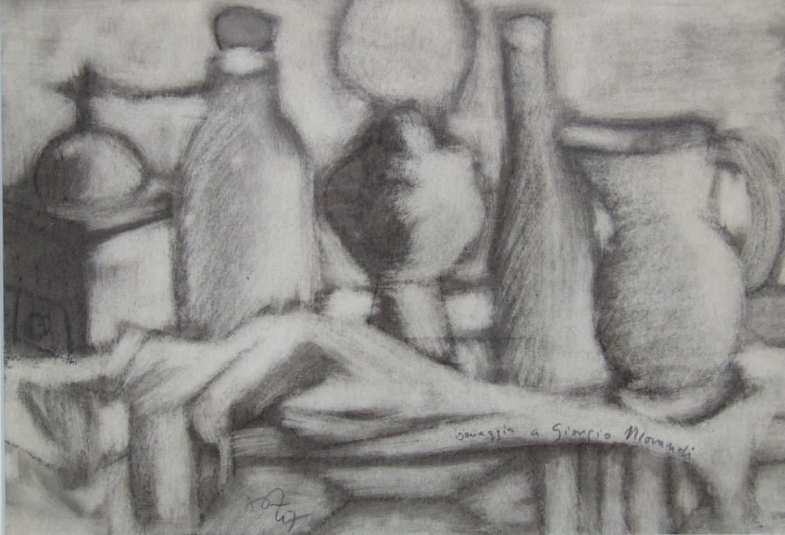 Amerigo Tot: Omaggio á Giorgio Morandi