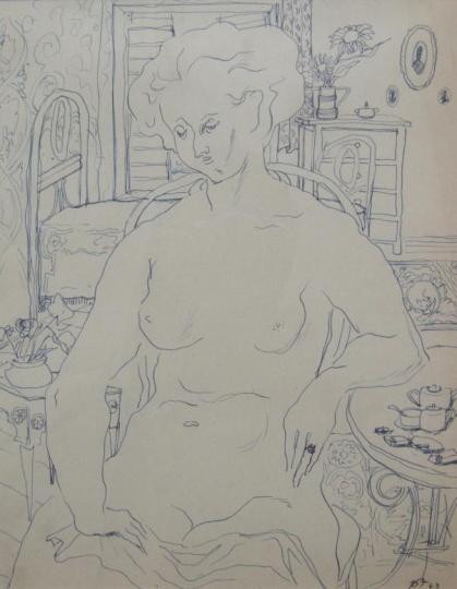 Amerigo Tot: Nude