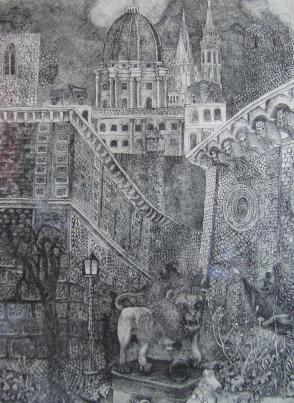 Berki, Viola: Eine Nacht in Buda
