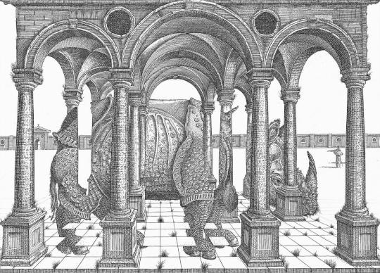 Orosz, István: Rhinoceros I.