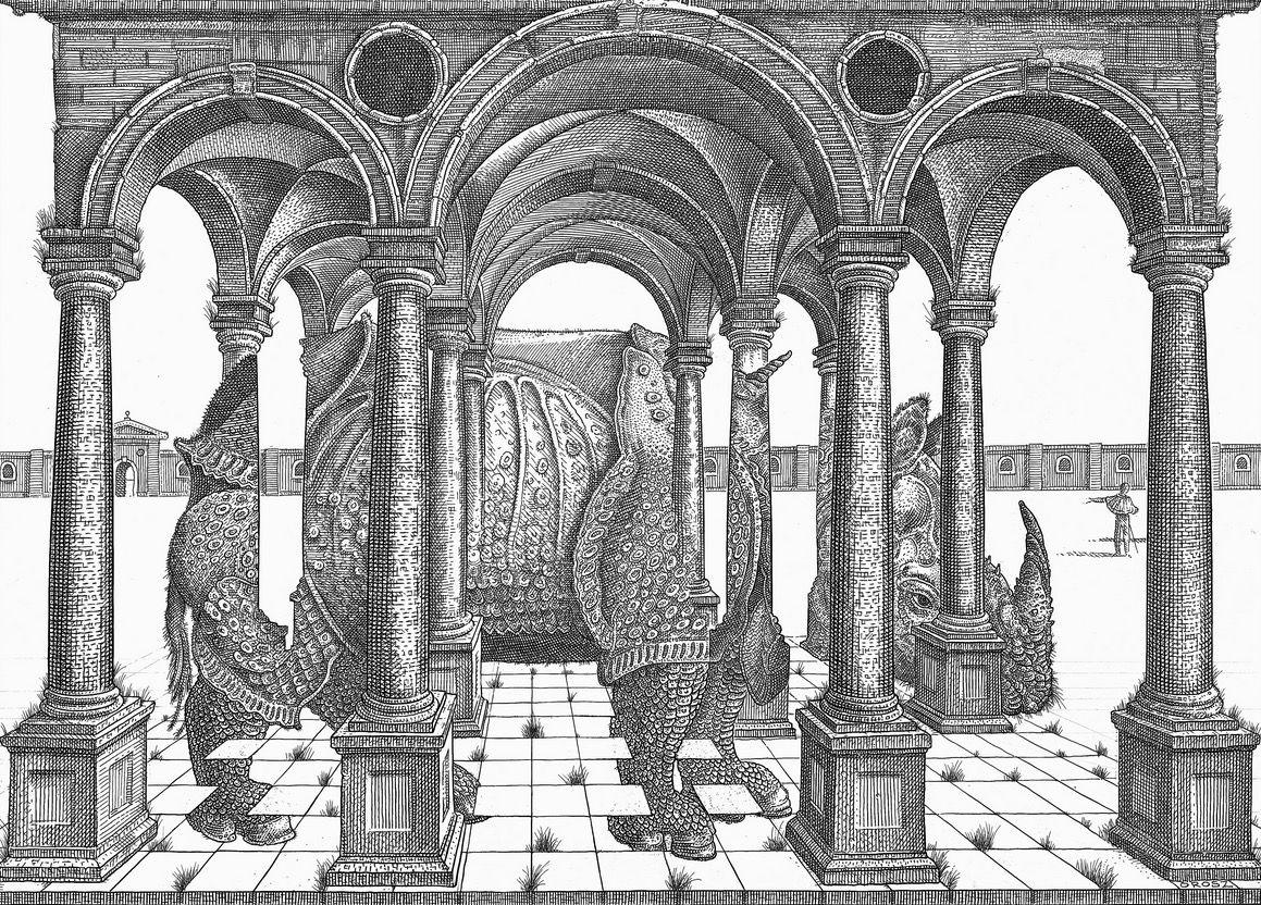 Orosz, István: Das Nashorn I.