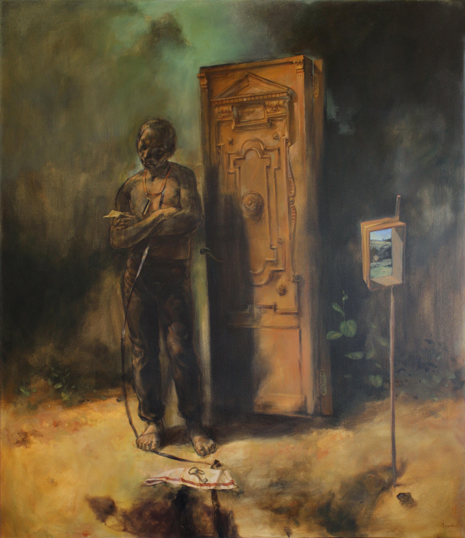 Incze Mózes: Az ajtónál
