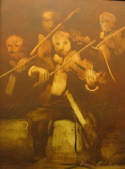 Vinczellér, Imre: Concert