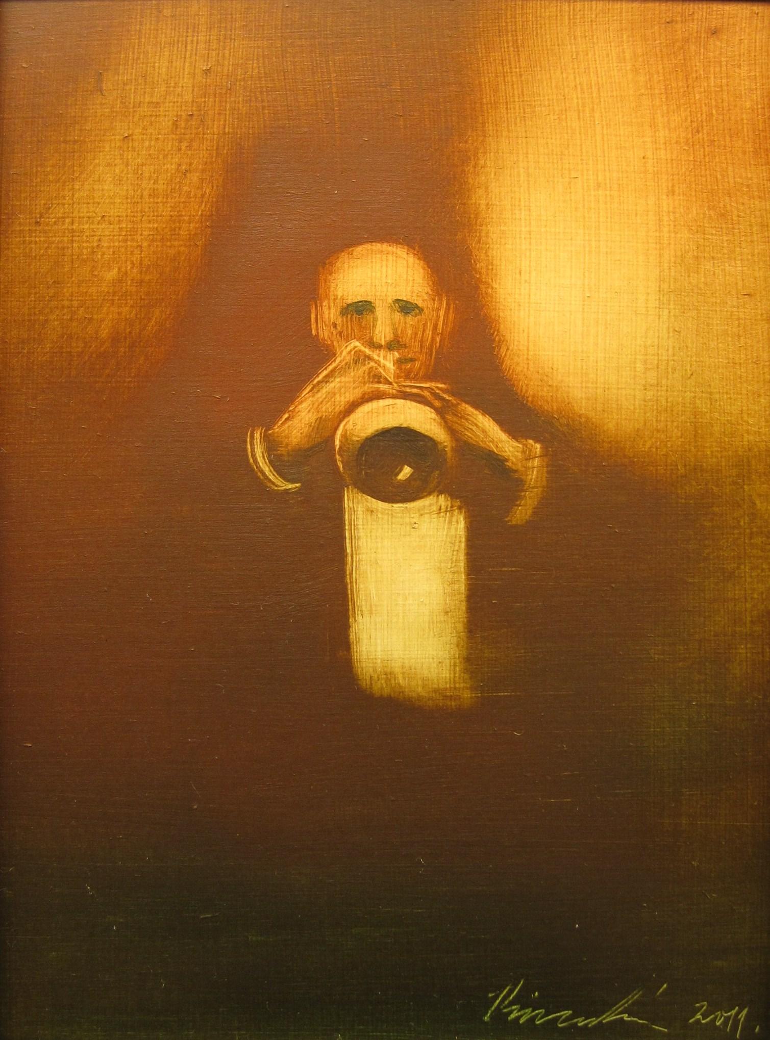 Vinczellér, Imre: The trumpet