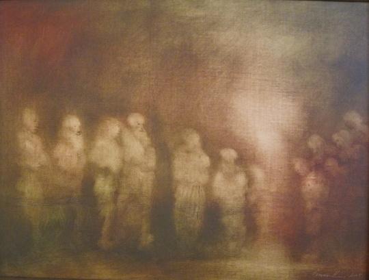 Vinczellér, Imre: Towards the light