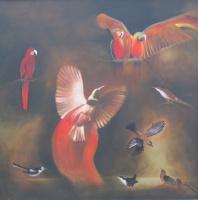 Vinczellér Imre: Aves