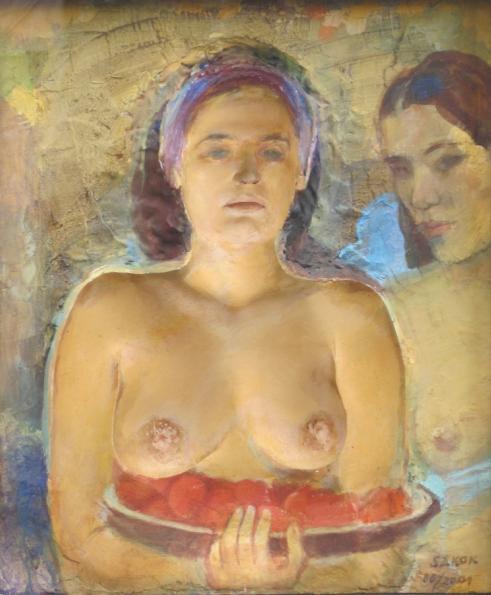 Szkok, Iván: Hommage a Gauguin