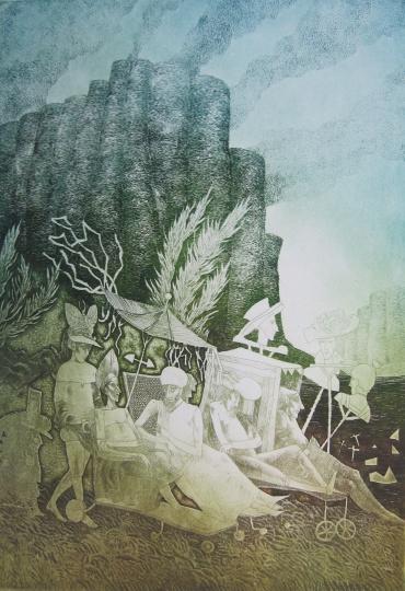Egresi Zsuzsa: Régi ismerősök találkozása egy klimatikus gyógyhelyen