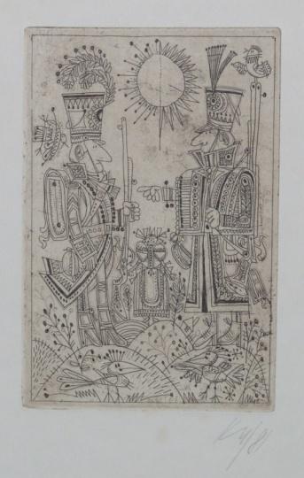 Kass János: Háry János II.