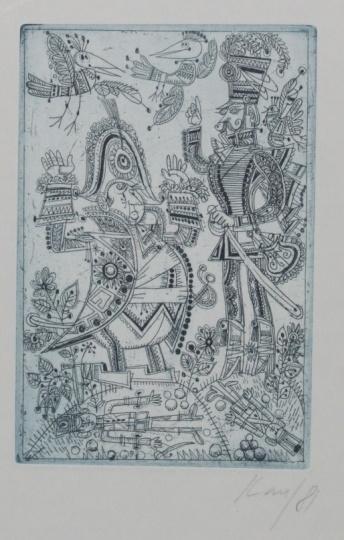 Kass János: Háry János VII.