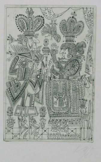 Kass János: Háry János IX.