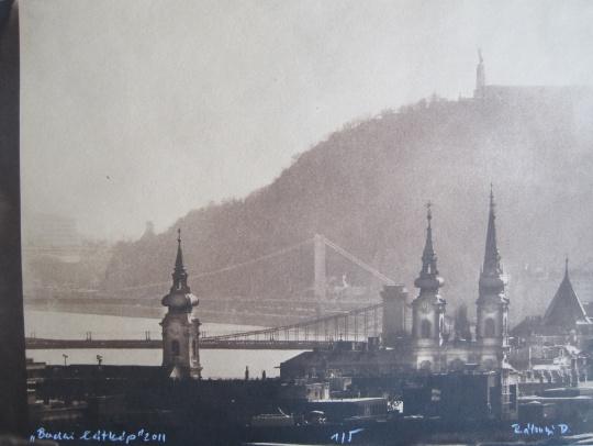 Rátonyi, Dávid: Panorama in Buda