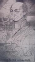Kass, János: Doctor portraits - Paracelsus