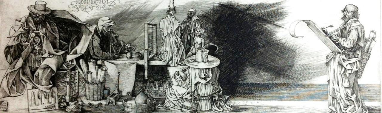 Rékassy, Csaba: In Erinnerung an Dürer