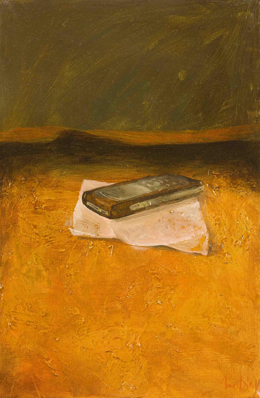 Incze, Mozes: Still life in the pocket