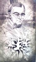 Kass, János: Doctor portraits - Albert Sabin