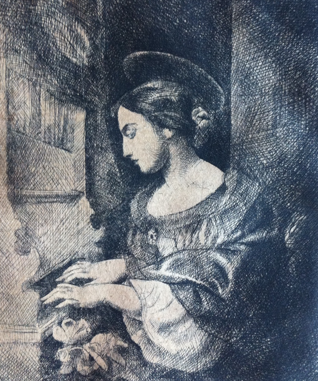 Patkó, Károly: Carlo Dolci: Saint Cecilia