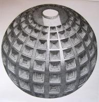 Orosz István: A gömb (Panthéon parafrázis)