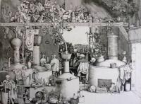 Rékassy, Csaba: Distillery