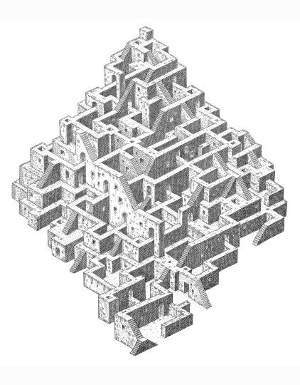 Orosz István: Bábeli labirintus
