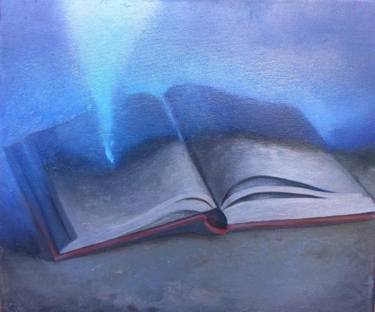 Szenteleki Gábor: Könyves III